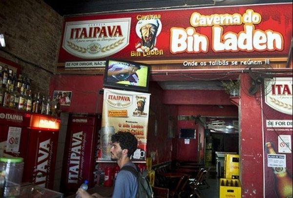 Bar La caverna di Bin Laden