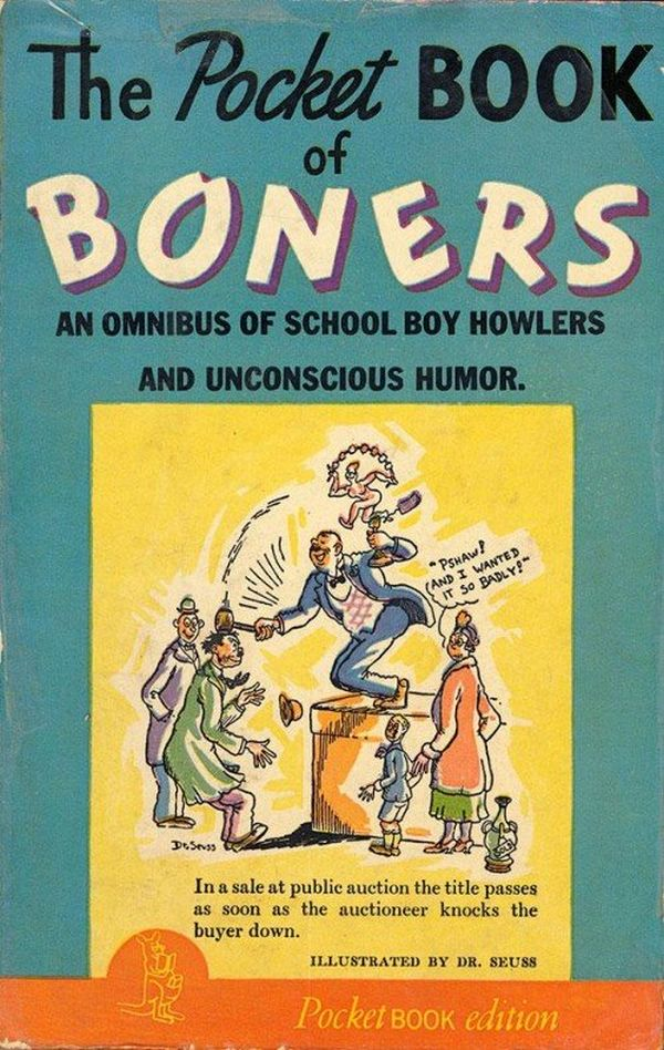 The Pocket Book of Boners