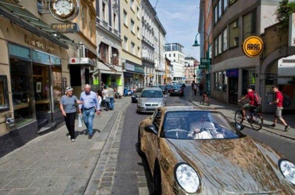 Porsche a pedali 3