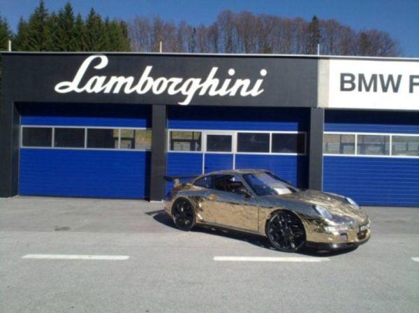 Porsche a pedali 4