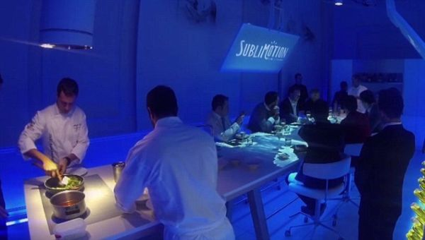 Ristorante Sublimotion 1