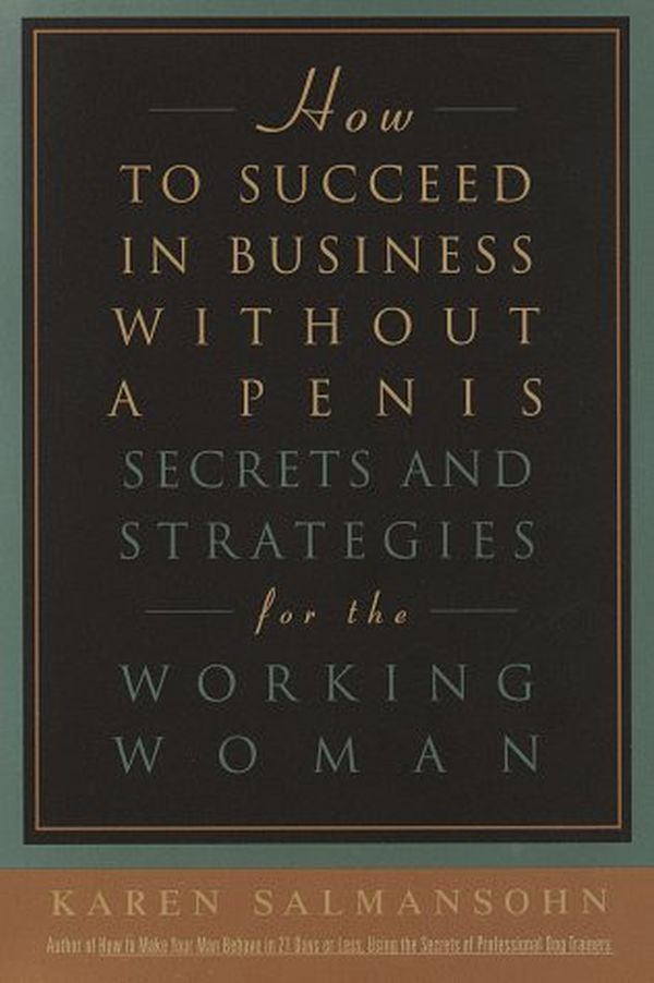 Success without a penis
