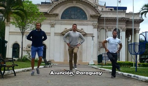 balli irlandesi a Asuncion, Paraguay