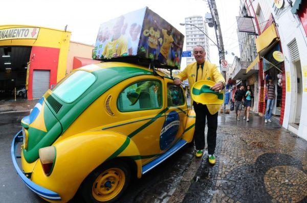 Nelson Paviotti: auto 1