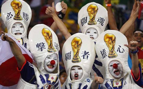 tifosi Giappone 1