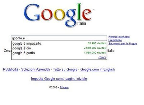 Google è...