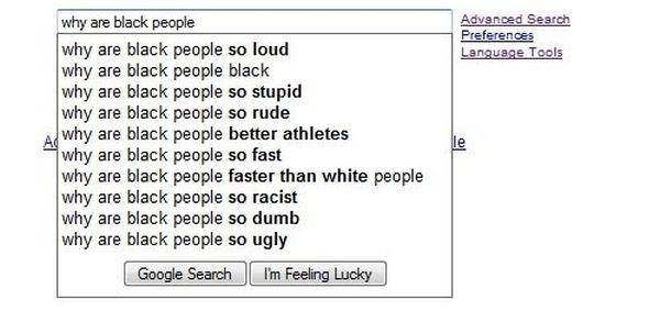 Perche le persone di colore