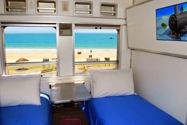 Santos Express Train Lodge 1