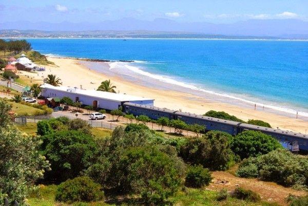 Santos Express Train Lodge: vista panoramica