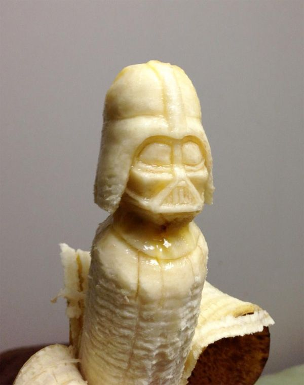 scultura-banana: Star Wars