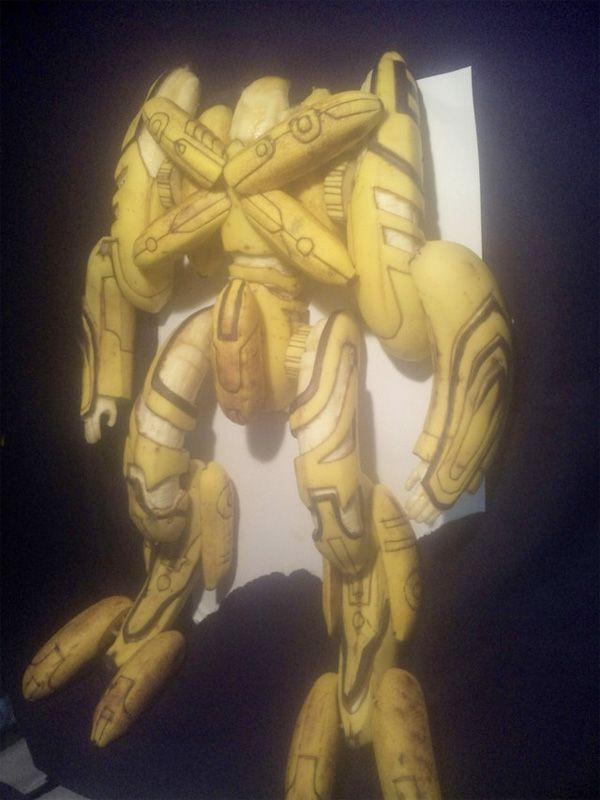scultura-banane: Transformers