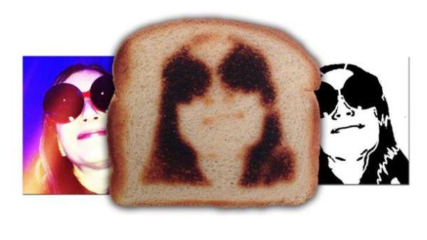 selfie tostato 1