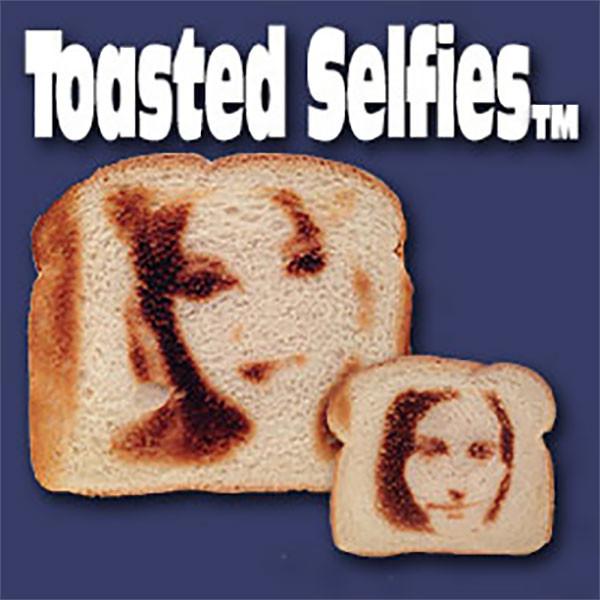 selfie tostato 2
