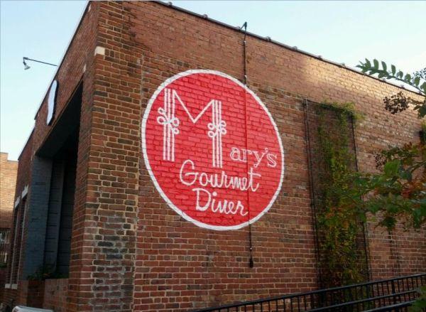 Marys Gourmet Diner: esterno