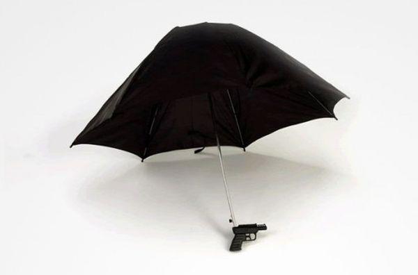 ombrello-pistola ad acqua 1