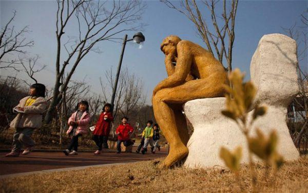 parco-wc: sculture 2
