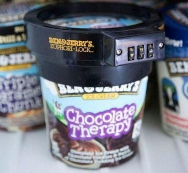 lucchetto per gelato