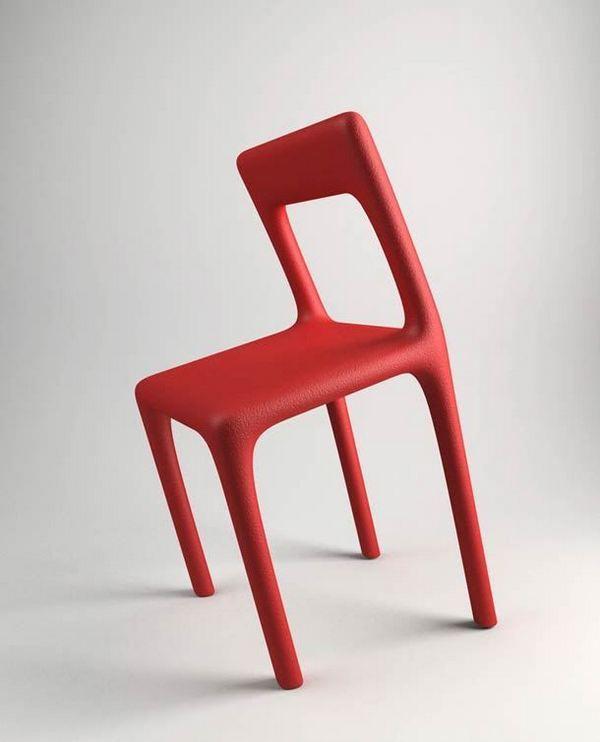 sedia curva