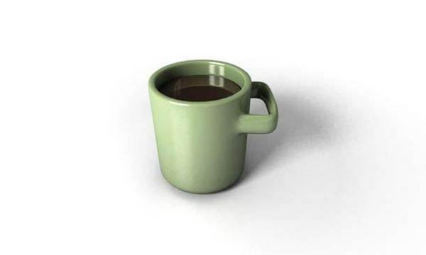 tazza con manico storto