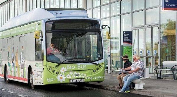 autobus alimentato da feci 2