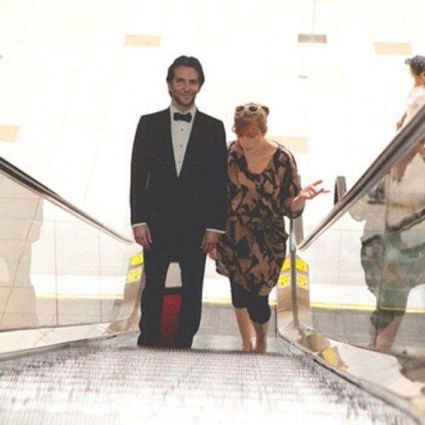 Danielle e sagoma Bradley Cooper: scale
