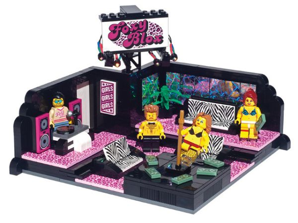Lego Strip Club Set 1