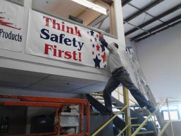 Pensa prima alla sicurezza