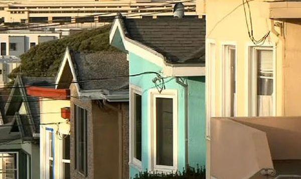 I tetti di San Francisco