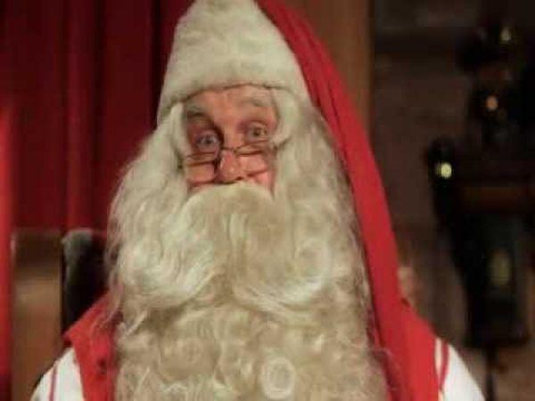 Babbo Natale e la crisi economica