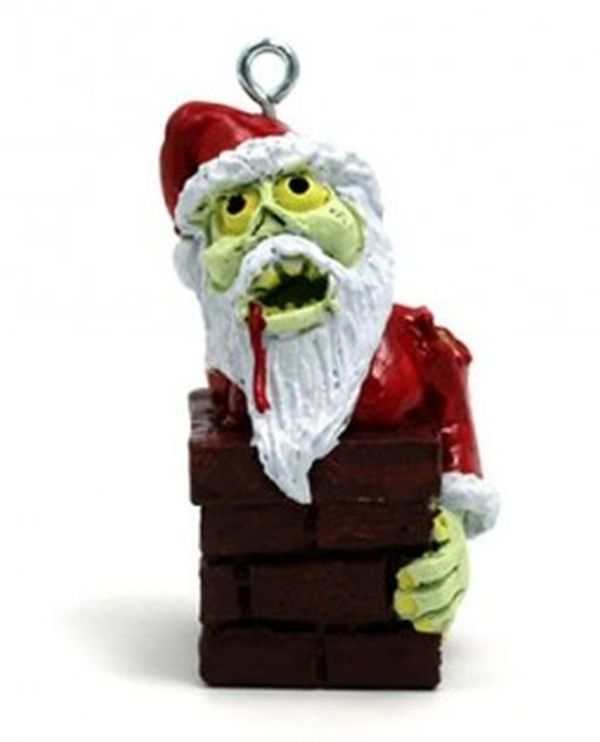 Babbo Natale-zombie