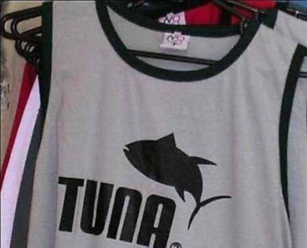 t-shirt Tuna