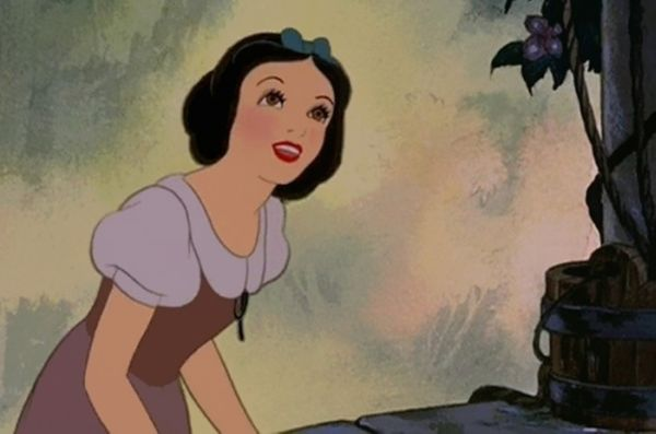 acconciature principesse: Biancaneve
