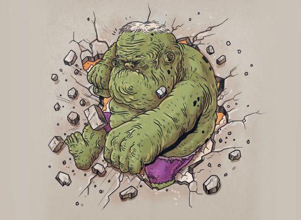 Hulk anziano