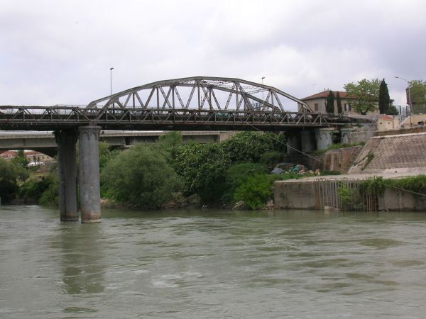 ponte dell' industria roma