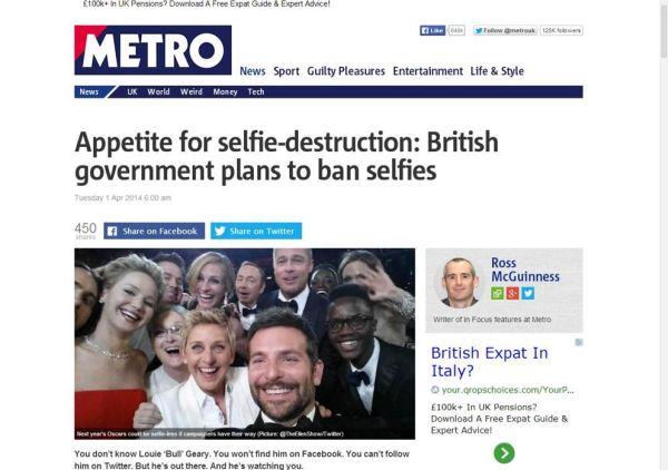 selfie banditi